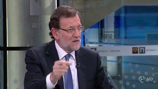 """Entrevista a Mariano Rajoy (11/11): """"He leído las memorias de Aznar y Zapatero"""""""