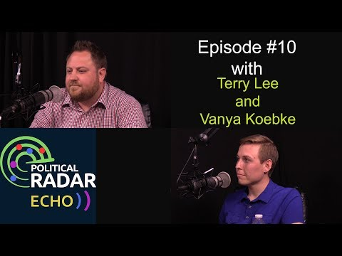 Wisconsin Foxconn Facility with Terry Lee and Vanya Koepke - Political Radar Echo #10