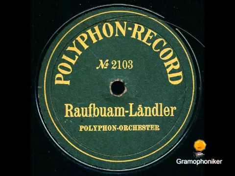 Raufbuam Ländler - Polyphon Orchester