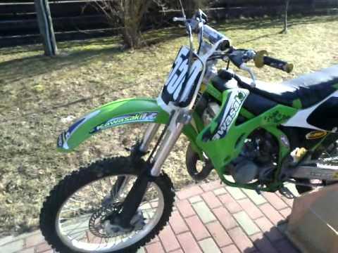 Kawasaki Kx 125 2000