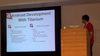 Using Appcelerator Titanium To Build Native Android Apps Without The Native Pain