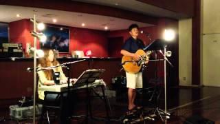 2013/07/13 ホテル つるぎ恋月さんにて、ライブを実施しました。