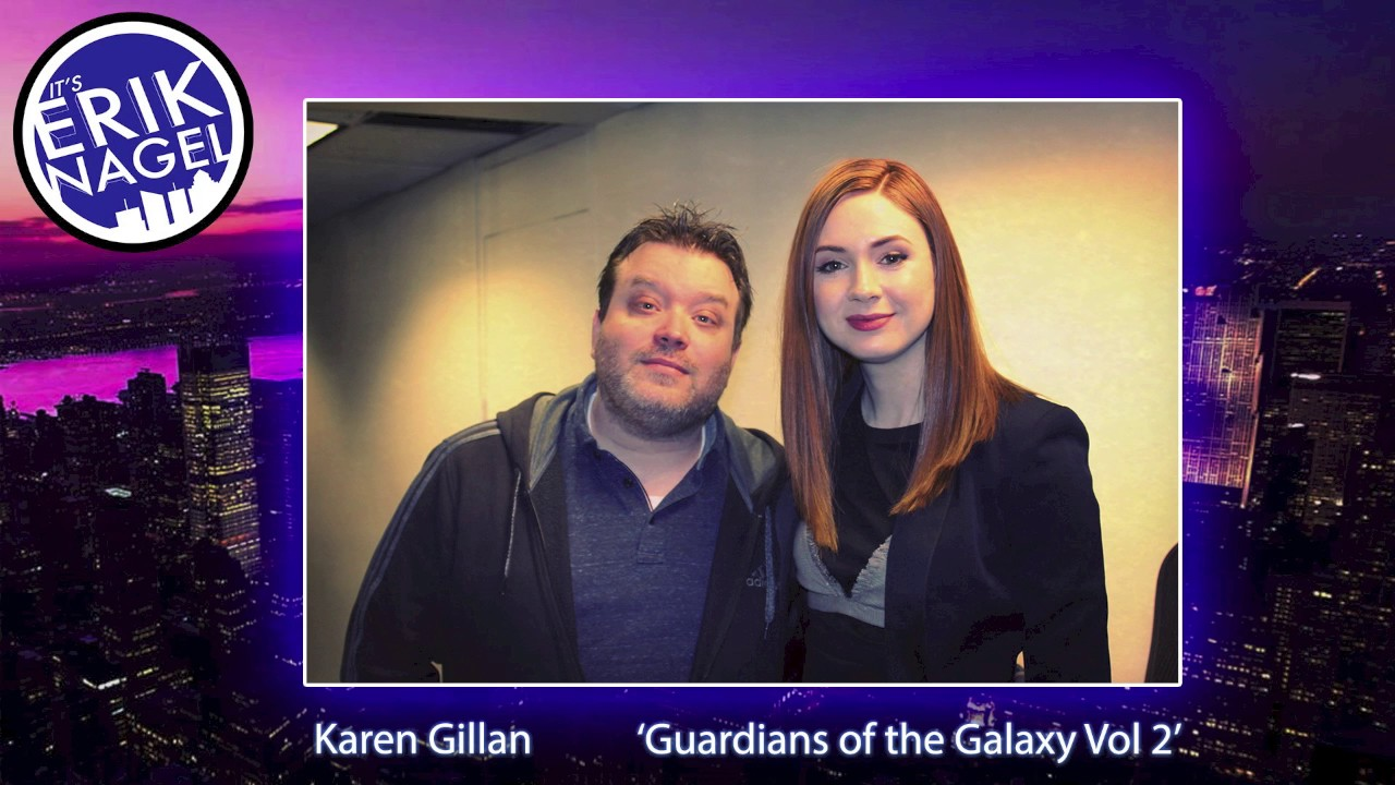 Karen Gillan: Matt Smith's Regeneration Scene 'Doctor Who ...