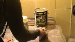 Removing Oil Based Paint On Wood