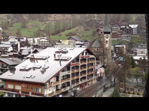 Church bells in Zermatt
