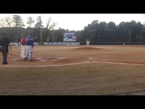 Jonathan Jahn vs Hephzibah High School 3/8/16