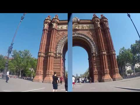 Arc de Triomphe Barcelona | SPAIN travel