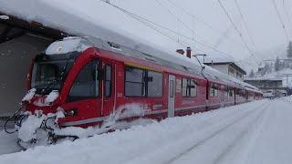 Bahnverkehr Winter 2018/2019