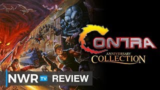 Contra Anniversary Collection (Switch) Review (Video Game Video Review)