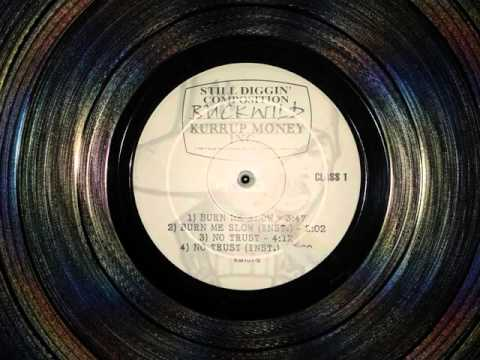 Reservoir Dogs - No Trust (Instrumental) (Buckwild Prod. 1998)