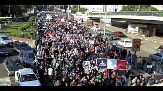 #Jan25two: Egyptian Revolution Anniversary Celebration, Demonstration Thumbnail
