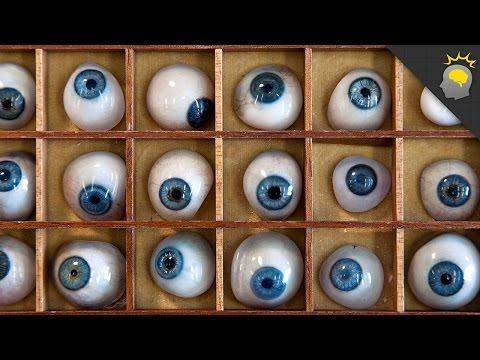 The Blue Eye Illusion - Science on the Web #88
