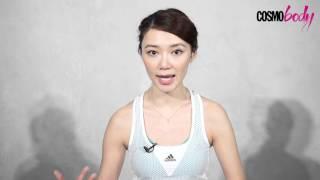 倪晨曦 4個星級瑜伽獨門心得