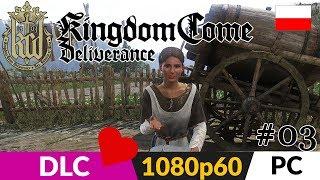 Kingdom Come: Deliverance DLC: A Woman's Lot PL  odc.3 (#3) ⚔️ Pomocna Tereska