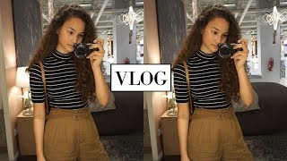 VLOG#3 // Ikea, What i eat and more