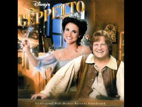 Geppetto Soundtrack - Just Because It's Magic