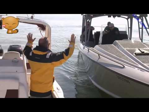 U S  Customs and Border Protection Demonstrate Boarding a Suspect Vessel new