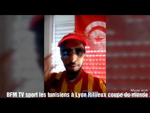 Reportage Momo zizo  café foot 🎬⚽ interview avec les tunisiens de Lyon Rillieux coupe du Monde 2018
