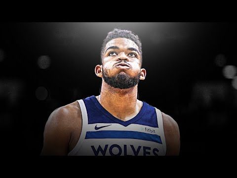NBA PLAYOFFS UPDATE! Karl Anthony Towns Is Playing Like A KITTY CAT! part 1