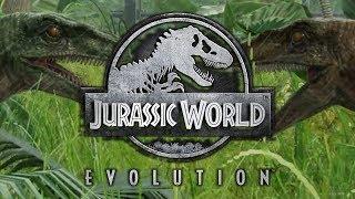 Jurassic World Evolution - NEW Exclusive Gameplay - Dinosaur fights! Release Date!