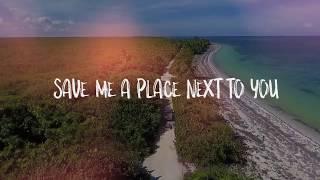 Mono Mind - Save Me A Place (Lounge Remix) - Lyric Video