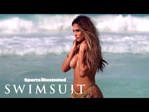 Hannah Jeter Takes It Off, Makes Magic In Mexico | Uncovered | Sports Illustrated Swimsuit