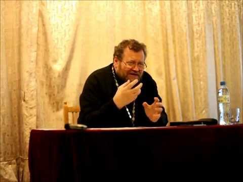 Прот. Олег Стеняев: «Страстная седмица и Христово Воскресение»