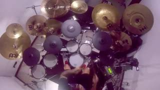 Metallica - Moth Into Flame - Drum cover #6 by Norman Mena