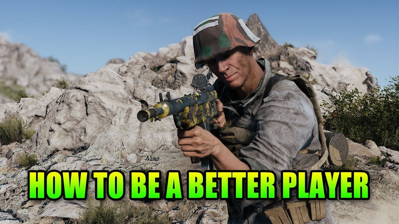 How To Be A Better Player | Battlefield 5 Newbie Guide