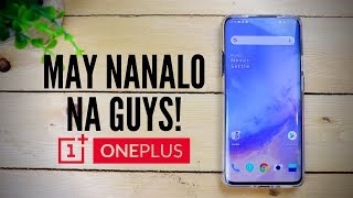 OnePlus 7 Pro - In-Depth Review - TAGALOG