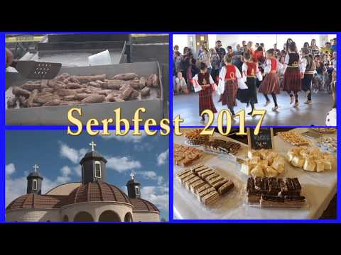 Serbfest 2017 at Saint Sava Orthodox Church in Phoenix, Arizona