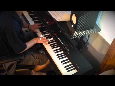 Thomas Newman-- Road to Chicago (performed by Zach Heyde)