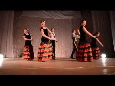 Как называются испанские танцы