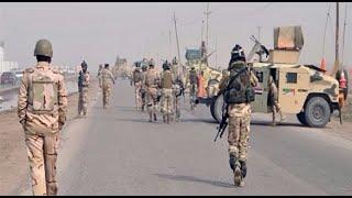 أخبار عربية | مقتل جنديين عراقيين وشرطي في إشتباكات شمال قضاء #الشرقاط