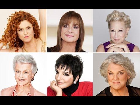 SUPERCUT: Bernadette Peters, Bette Midler, Liza Minnelli, and More Gypsy Divas Sing