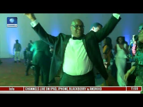 Metrofile: The Group Managing Director Of Rainoil Ltd, Gabriel Ogbechie Marks 20th Anniversary