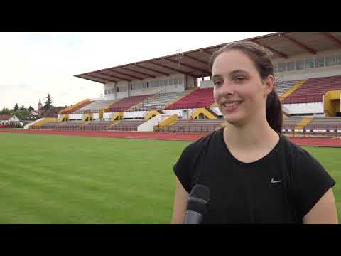 Pripreme za Ekipno prvenstvo Europe u atletici - TV prilog