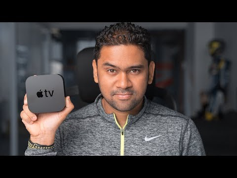 Apple TV 4K HDR - UNBOXING & REVIEW!