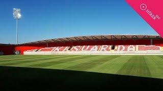 Nézz körbe velünk a kisvárdai stadionban még az első meccs előtt! - hirek360.hu