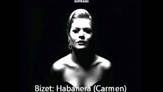 Bizet: Habanera (Carmen) - Jennifer Coleman Soprano and Leos String Quartet - Simple Gifts EP