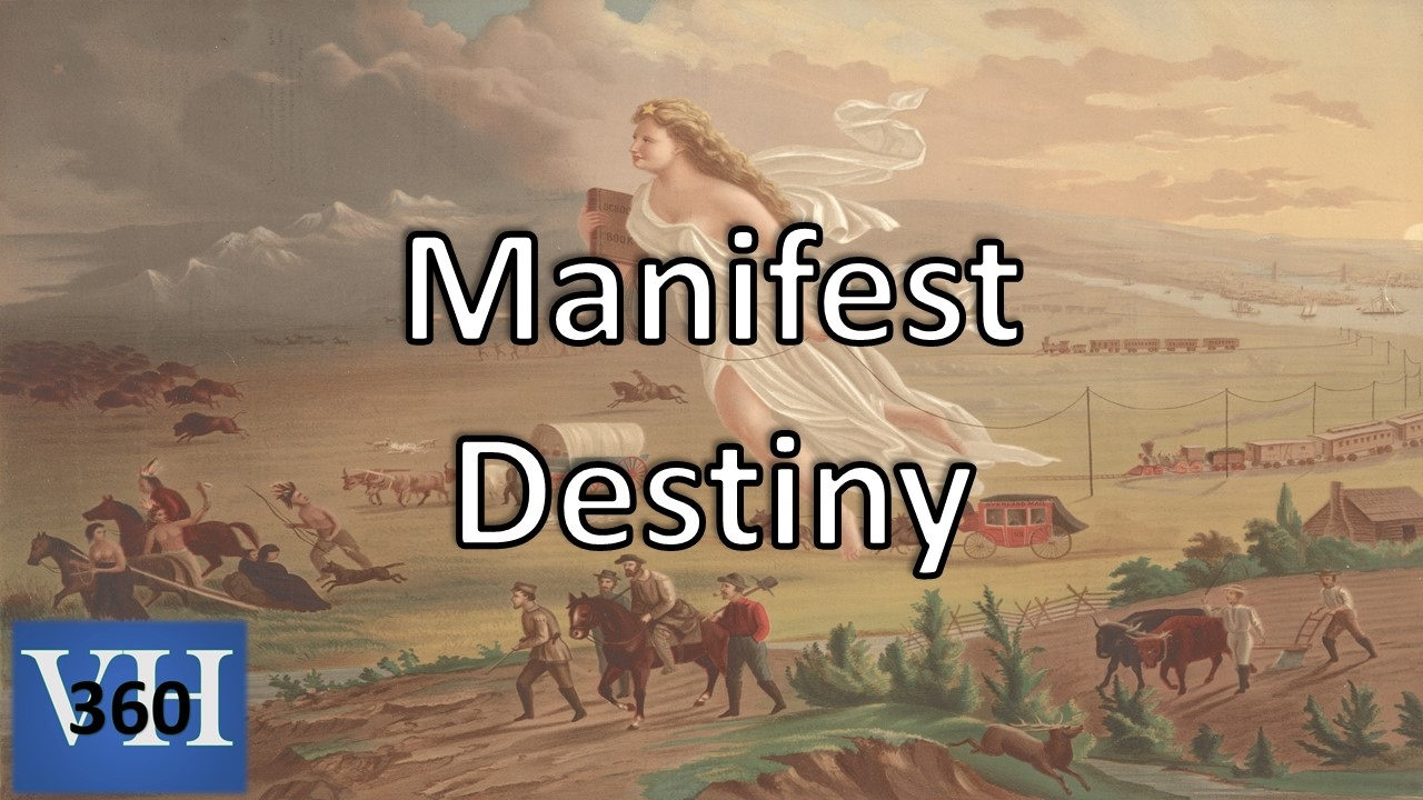 the louisiana purchase manifest destiny and This idea was known as manifest destiny with the northwest ordinance of 1787 and the louisiana purchase of 1803, over half of the continent became american.