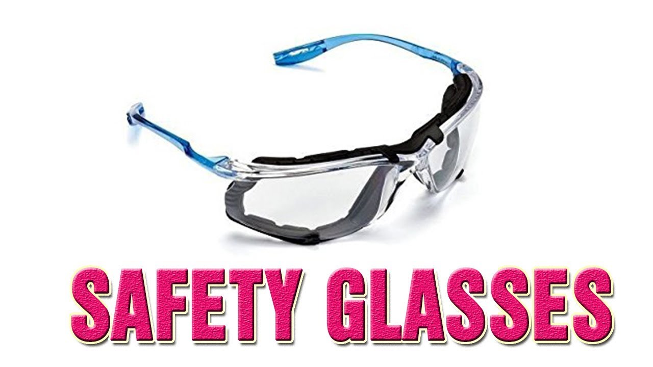 497ff67c1f9 Top 3 Best Safety Glasses Can Buy - Reviews of Safety Glasses - YouTube