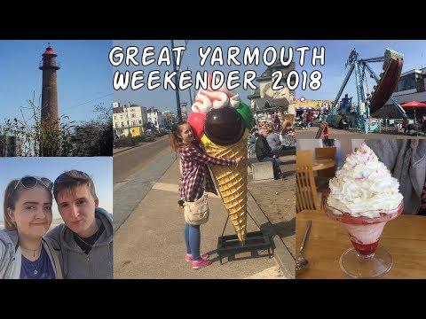 Great Yarmouth Weekender 2018 - SO MANY RIDES!