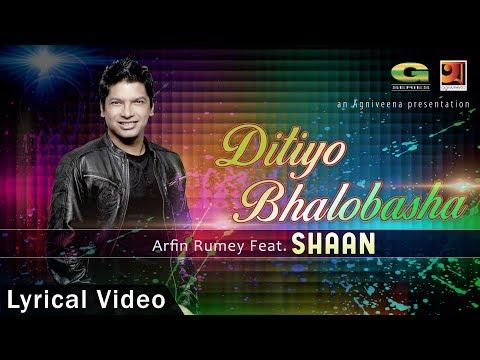 Ditiyo Bhalobasha by Shaan | Bangla New...