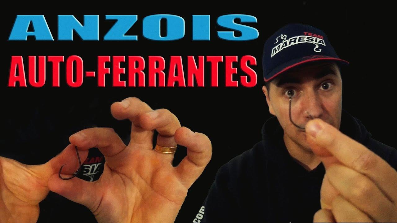 ANZÓIS AUTOFERRANTES - SEGREDOS DE PESCA
