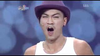 Repeat youtube video โชว์เกาหลี Sexy เกย์   ฮาได้อีก