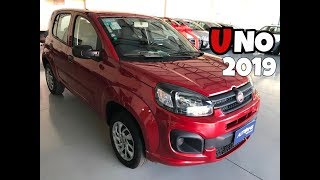 New Fiat Uno 2019 - Prices, versions and motorization (Top Sounds)