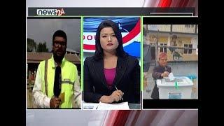 उपनिर्वाचन मतदान विशेष ( LIVE ) Part 7 - NEWS24 TV