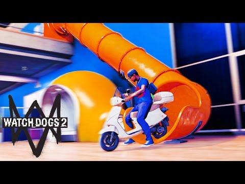 ЭТО САМАЯ КРУТАЯ ИГРА ПРО ХАКЕРОВ! (Watch Dogs 2)   Первый взгляд на PC