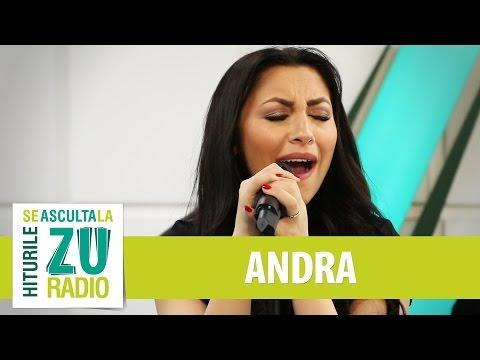 ANDRA - Tribut pentru Laura Stoica, Malina Olinescu si Madalina Manole (Live la Radio ZU)